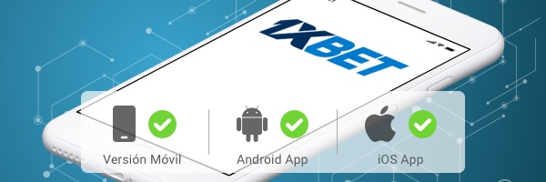 Detentores de aparelhos Apple e o 1xBet app iOS
